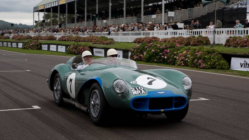 Stirling Moss Memorial Trophy to honour racing great
