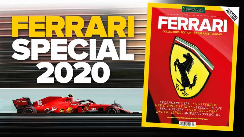 The story of Ferrari: from race to road