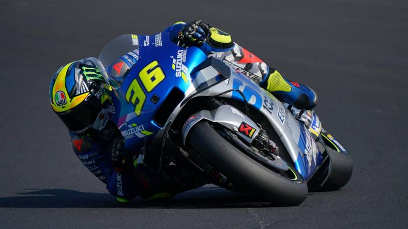 Joan Mir: MotoGP's Jekyll and Hyde