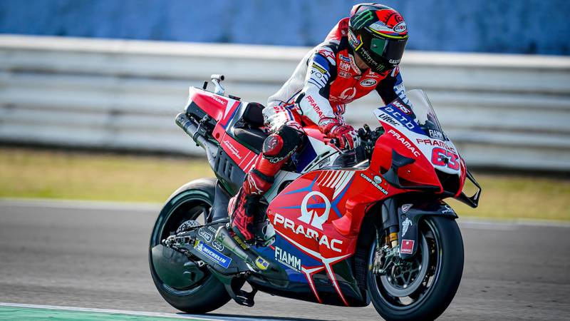 Why Ducati needs Bagnaia