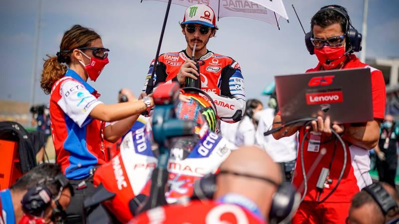 Pecco Bagnaia, Misano II, MotoGP 2020