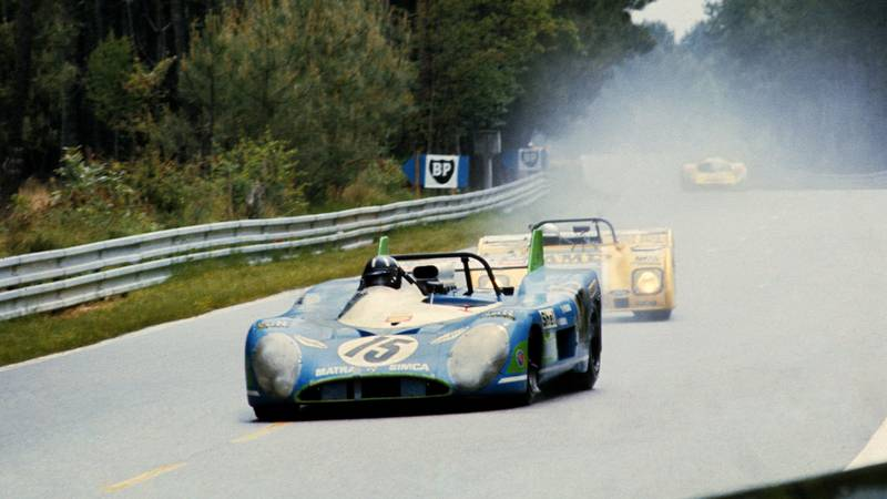'Scandalous' sale of the Graham Hill & Henri Pescarolo 1972 Le Mans-winning Matra