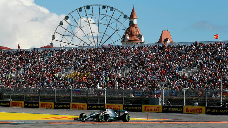 2020 Russian Grand Prix preview: Will Hamilton equal Schumacher's 91-win record?