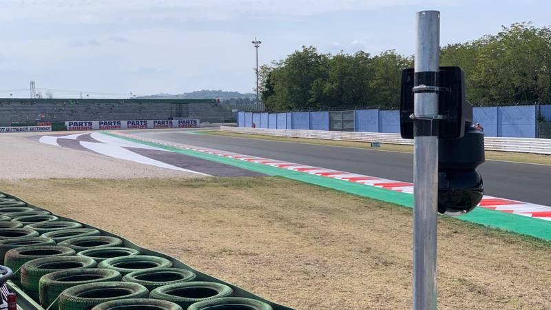 Misano camera 2020 MotoGP