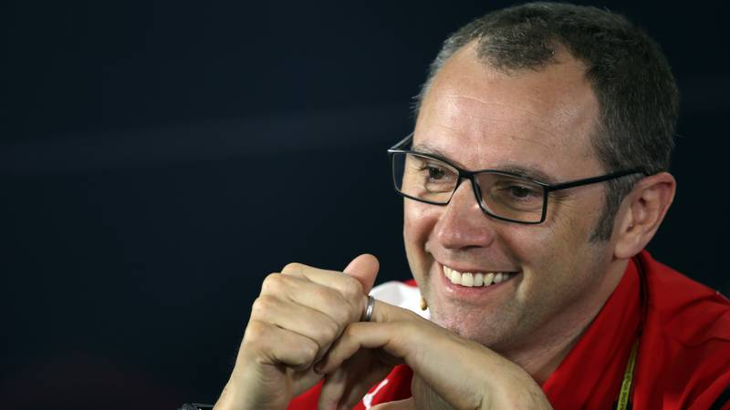 Ex-Ferrari team boss Stefano Domenicali to replace Chase Carey as F1 CEO