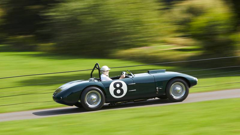 Allard JR continuation series on the move