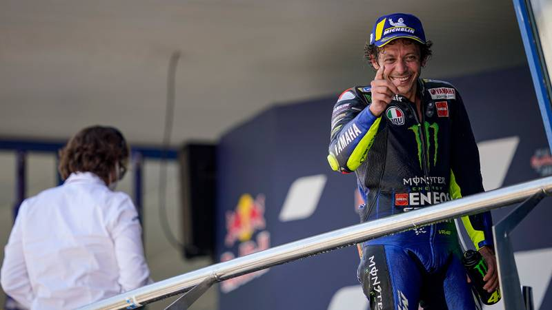 Confirmed: Valentino Rossi will race for Yamaha satellite MotoGP team in 2021