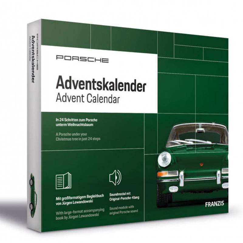 Product image for Porsche 911 | Advent Calendar | Christmas Gift