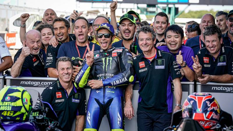 Rossi to Petronas: could it be a promotion?