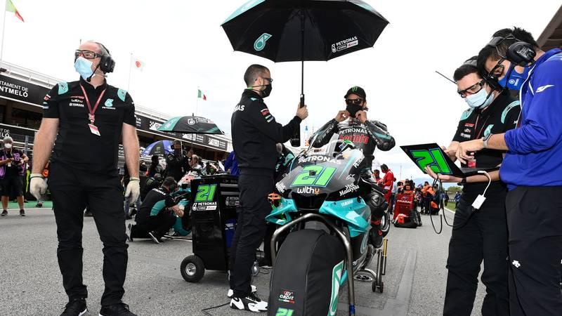 Franco Morbidelli, MotoGP Barcelona 2020