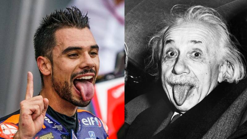 Einstein, Kleenex, Careless Chucker and other MotoGP nicknames