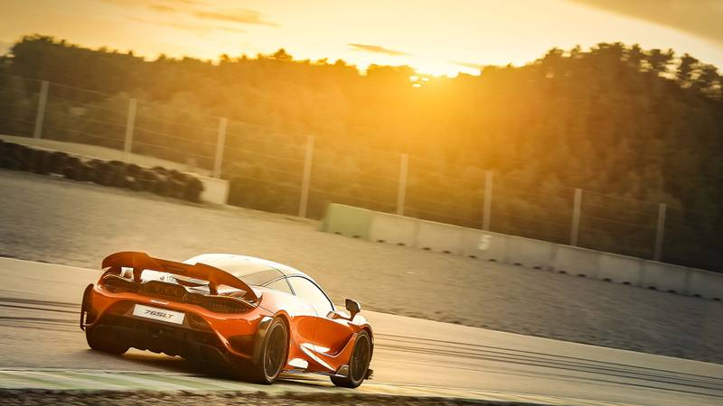 McLaren 765LT the end of an era as firm looks to a new start