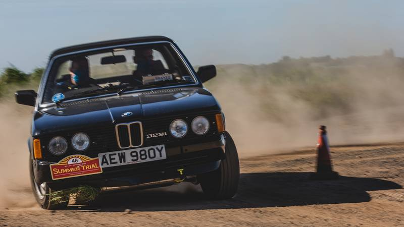 2020 Hero summer trial BMW