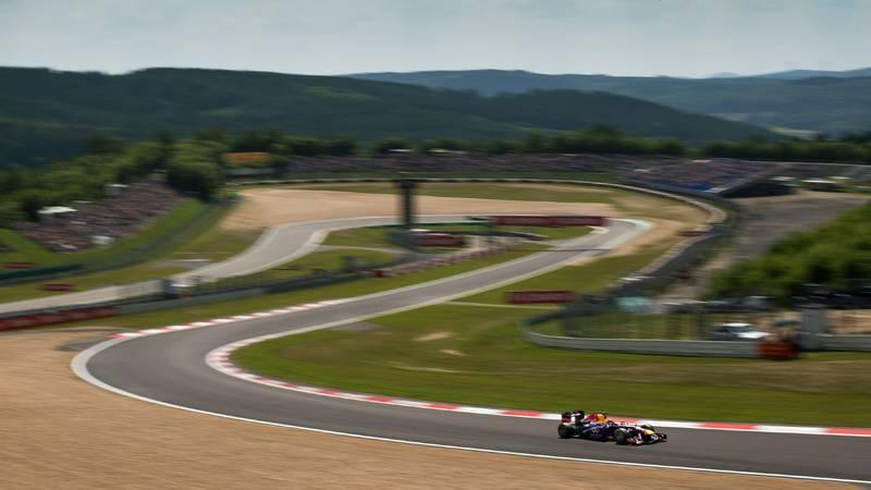 Sebastian Vettel, 2013 German GP