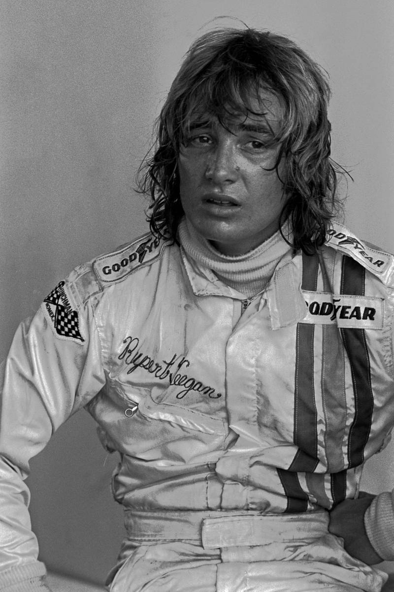 Rupert Keegan, Grand Prix Of Argentina