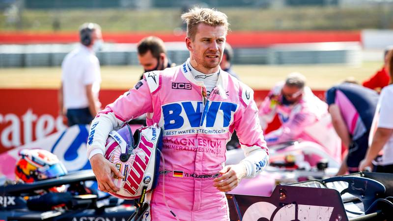 Nico Hülkenberg replaces unwell Lance Stroll at Racing Point for Eifel GP