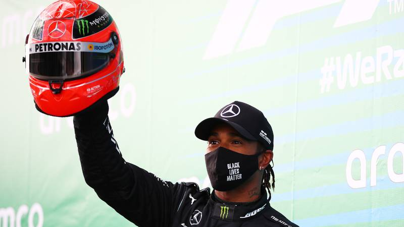 2020 F1 Eifel Grand Prix report: Hamilton takes record-equalling 91st win