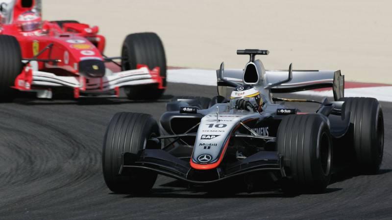 Pedro de la Rosa, 2005 Bahrain GP