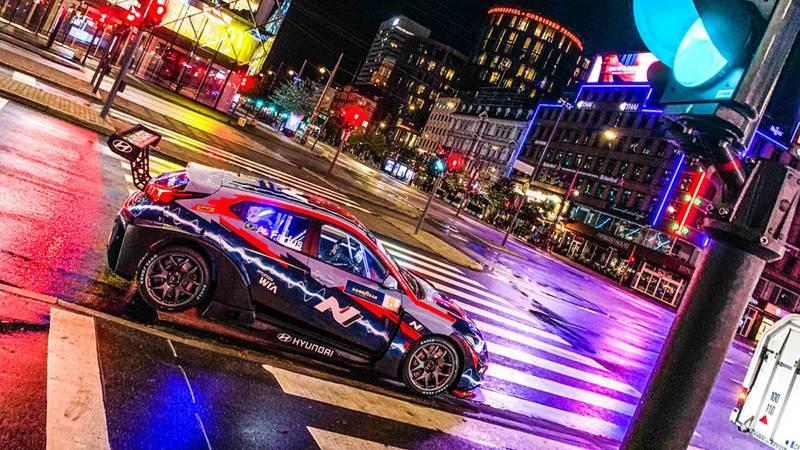 Hyundai Velostar N ETCR in Copenhagen