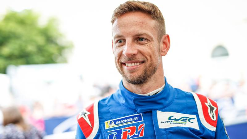 Jenson Button to race at Silverstone in British GT