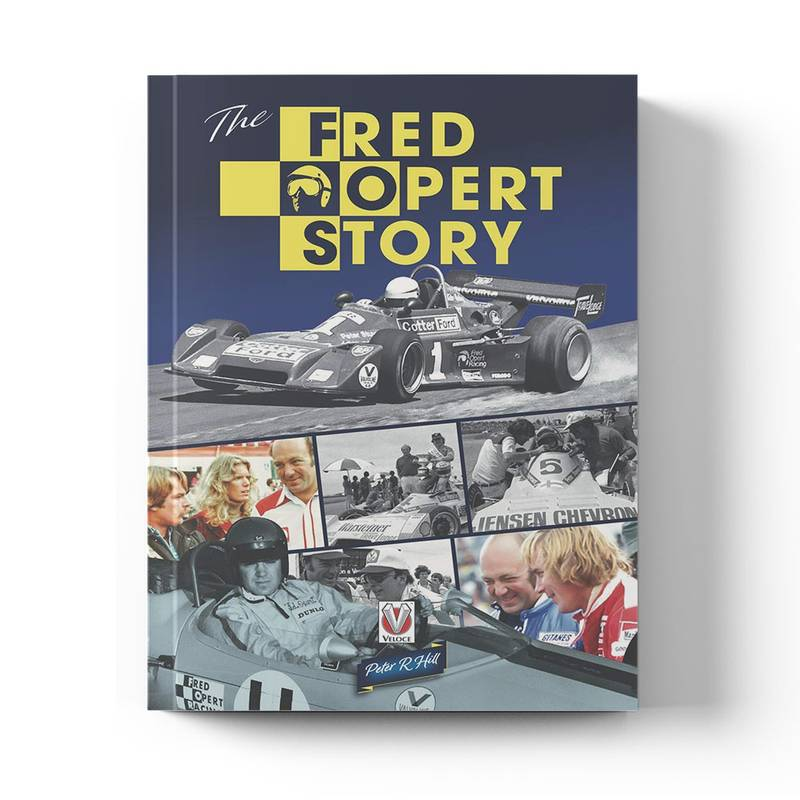 Product image for The Fred Opert Story | Peter R Hill | Paperback