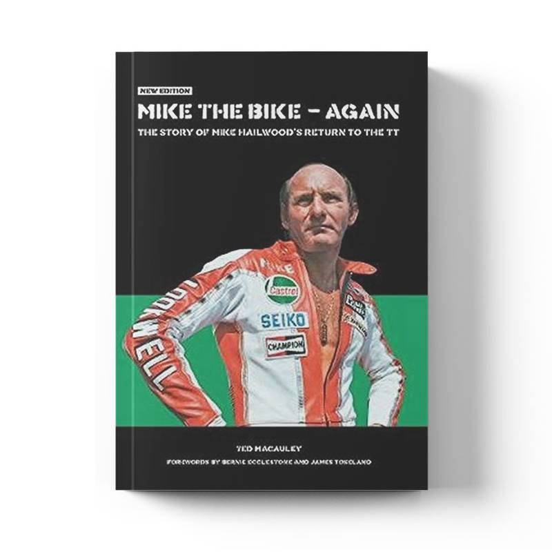 Product image for Mike the Bike – AGAIN | Ted Macauley | Paperback