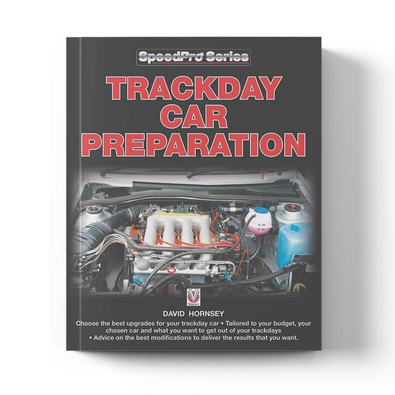 Product image for Trackday Car Preparation | David Hornsey | Paperback