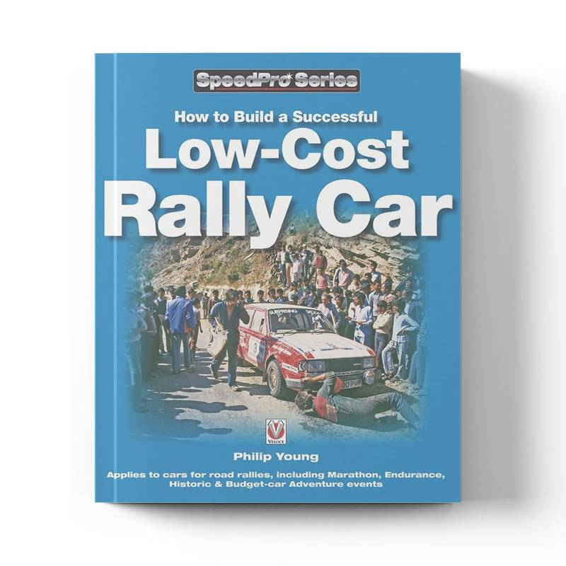 Product image for How to Build a Successful Low-Cost Rally Car | Phillip Young | Paperback