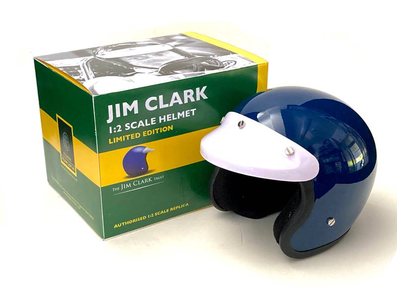 Product image for Jim Clark | Formula 1 | 1:2 scale helmet