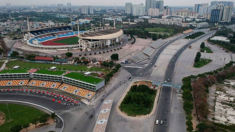 Formula 1 2020 Vietnam Grand Prix officially cancelled