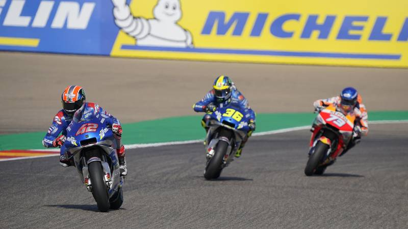 2020 Aragon MotoGP: slowest bike wins the race