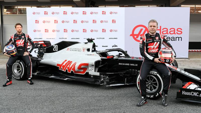 Haas opts for new 2021 line-up: Magnussen and Grosjean to leave