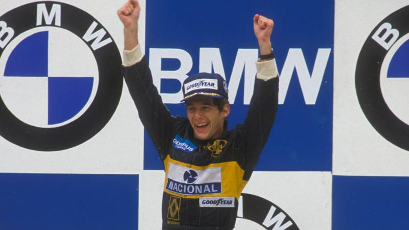 Revelation of Estoril: how Ayrton Senna won the  1985 Portuguese GP