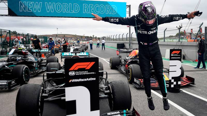 2020 Portuguese Grand Prix report: Hamilton takes record 92nd F1 win