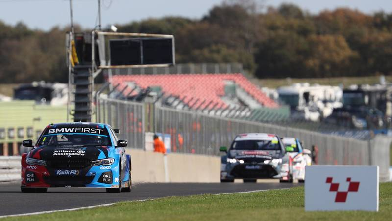 Perfect Turkington back in BTCC hot seat after Snetterton: Rounds 22-24