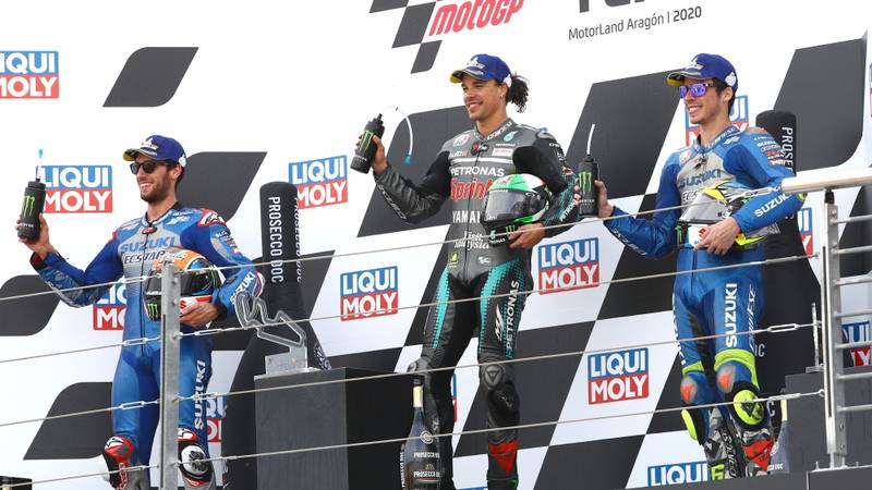 Is a winless MotoGP champion a worthy champion?
