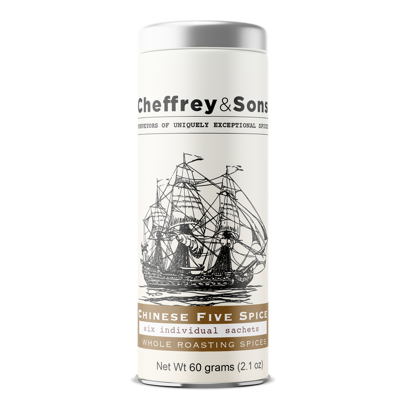 Cheffrey & Sons Spice Tin