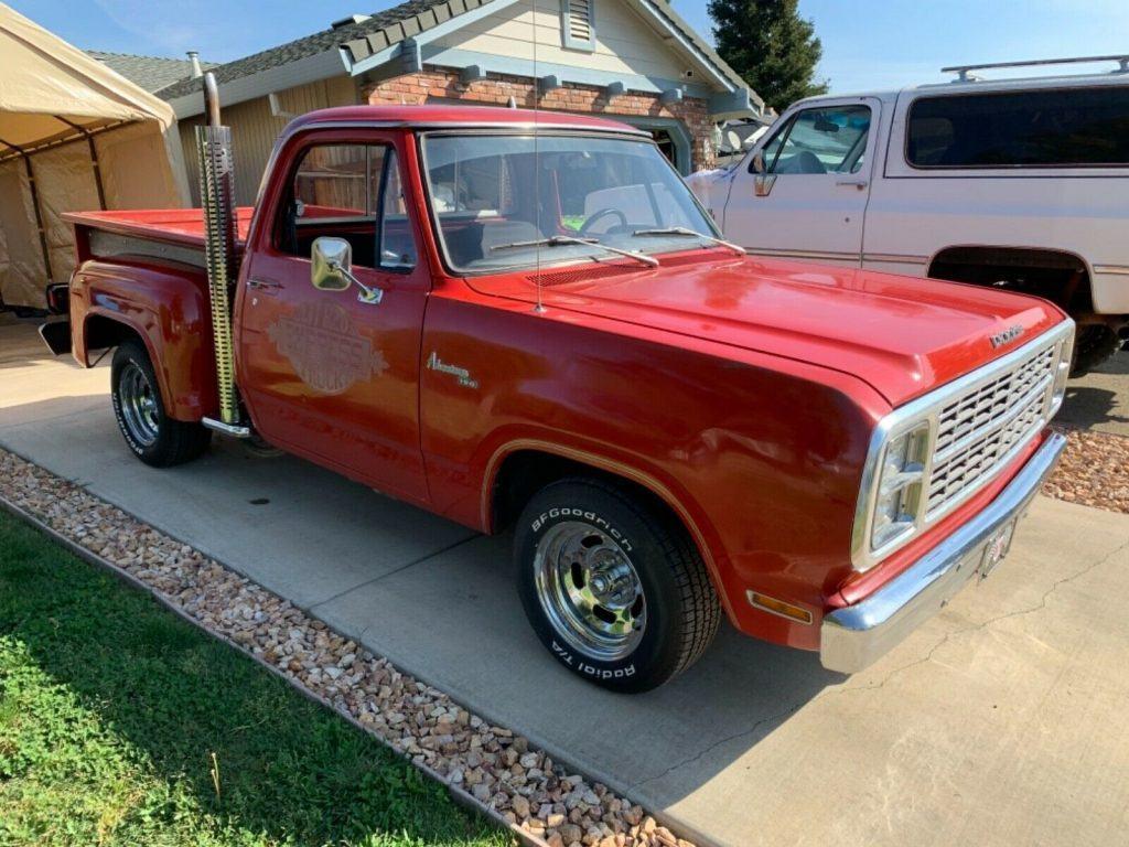 1979 Dodge Pickups
