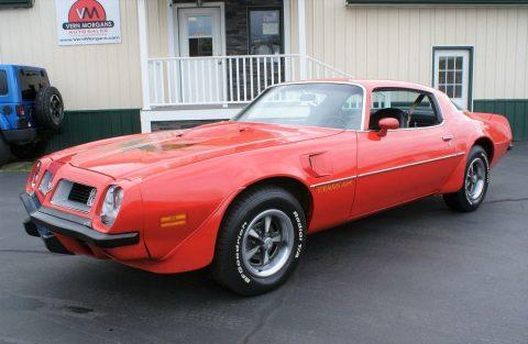 1975 Pontiac Firebird WS4 for sale