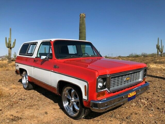 1974 Chevrolet Blazer Cheyenne