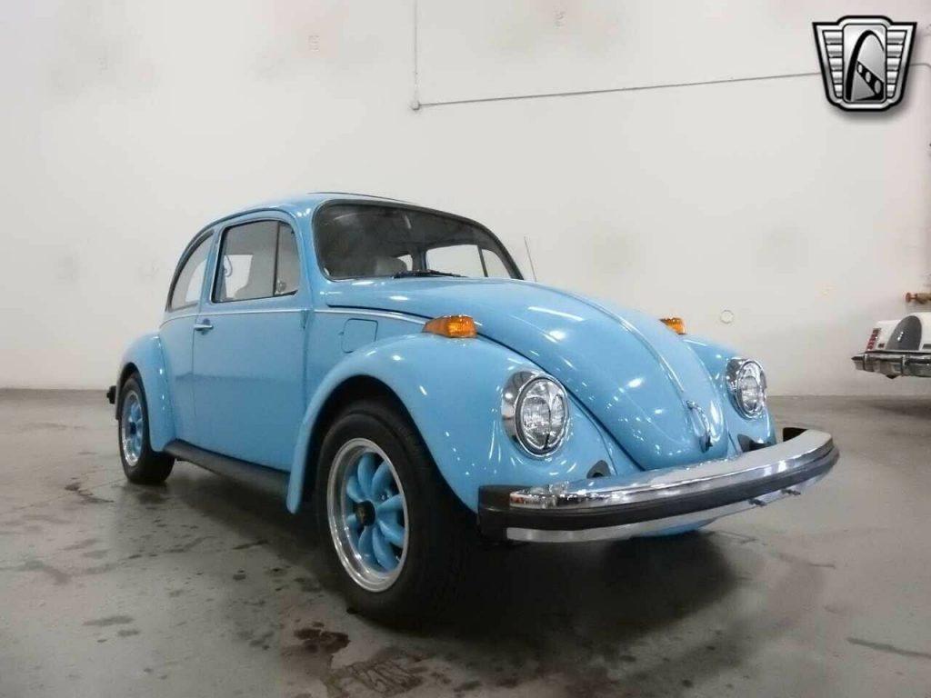 1975 Volkswagen Beetle Classic