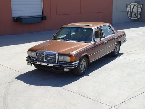 1977 Mercedes Benz 400 Series 6.9 for sale
