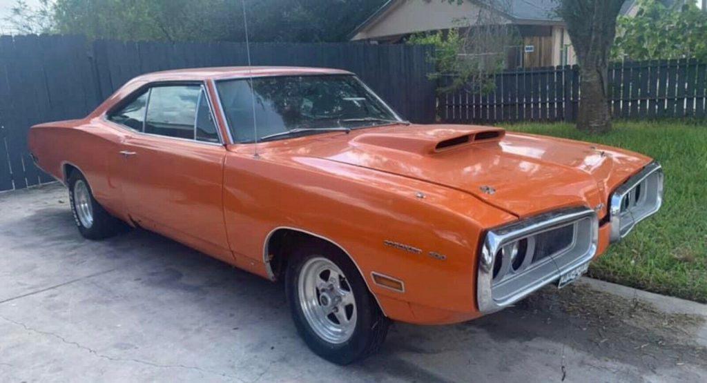 1970 Dodge Coronet 500 500