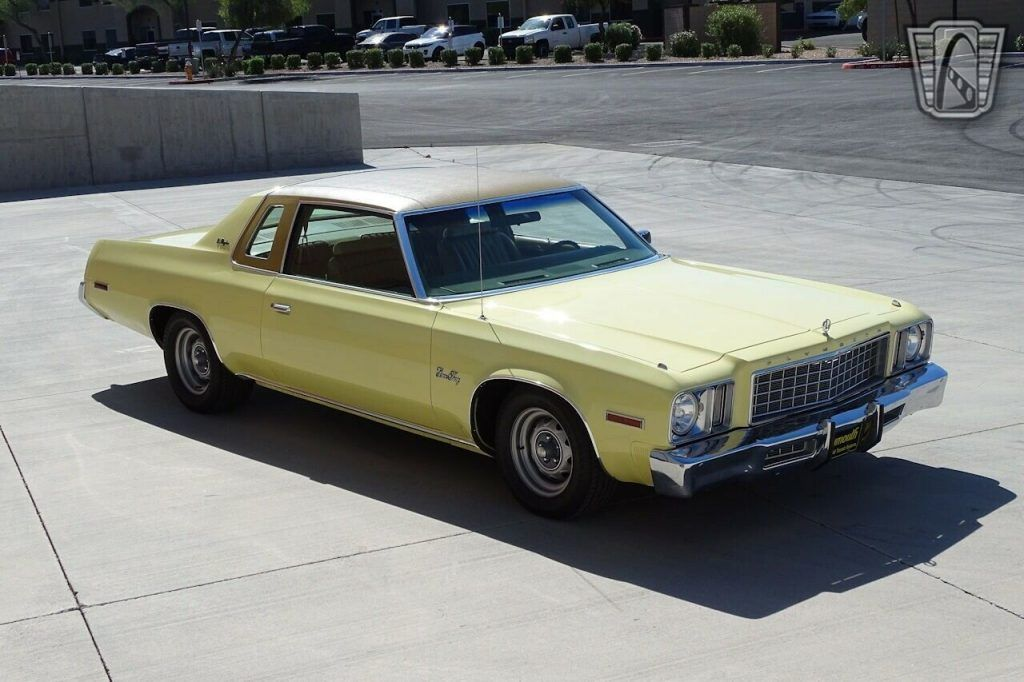 1977 Plymouth Fury Brougham